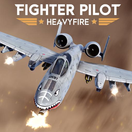 Fighter Pilot HeavyFire